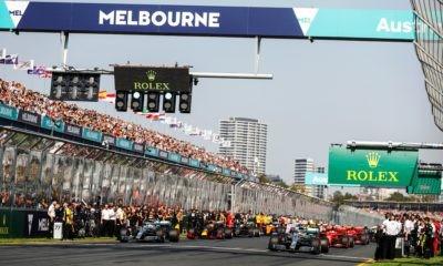 Australian Grand Prix Review