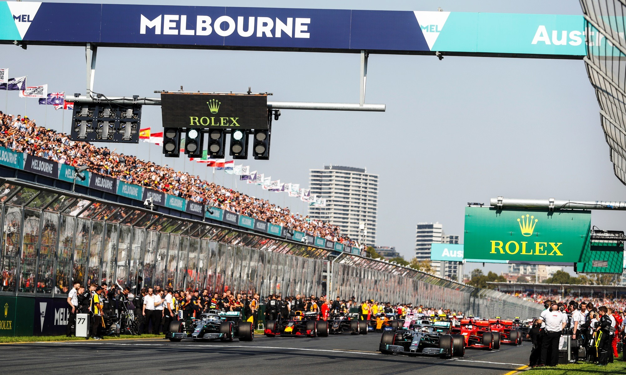 Australian Grand Prix Review