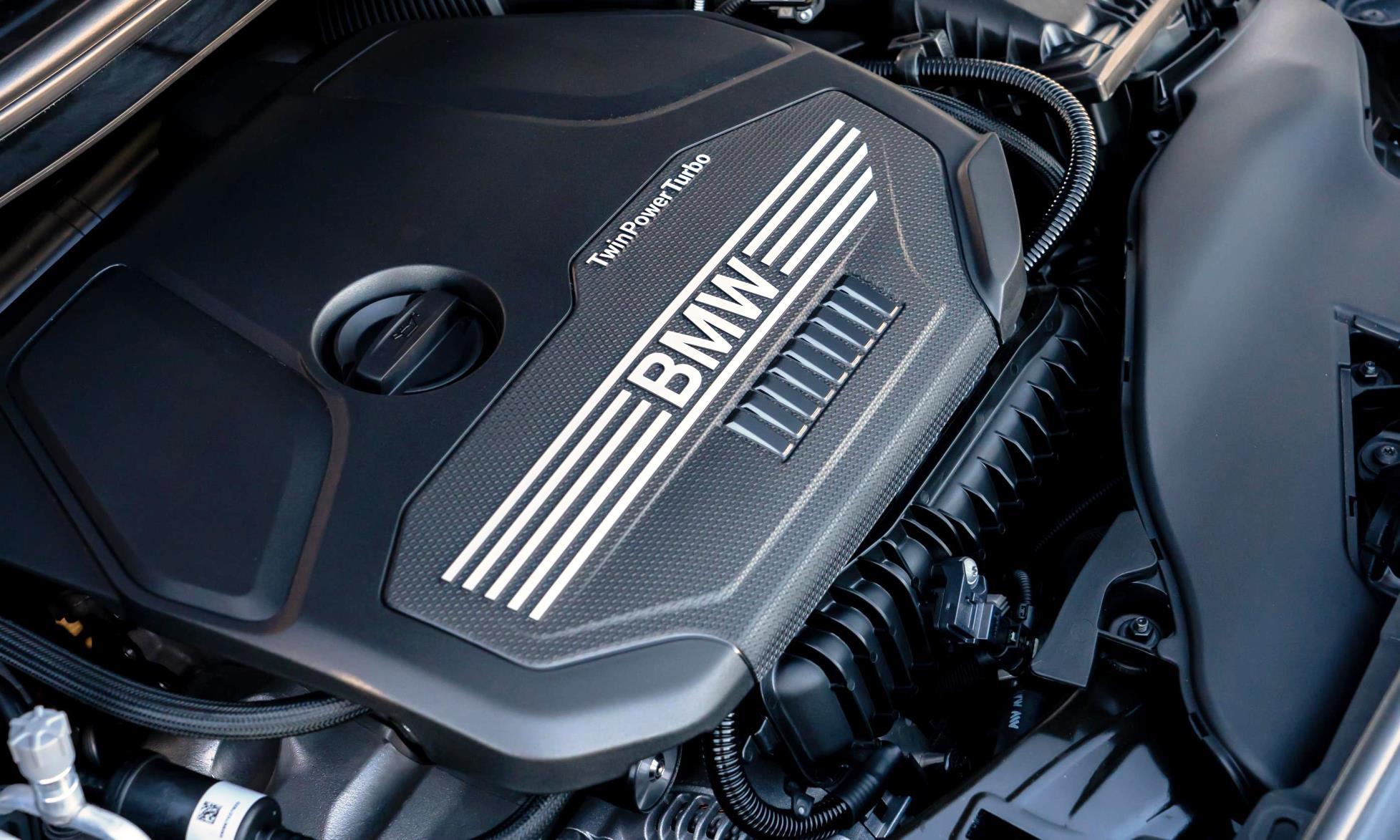 BMW 118i engine