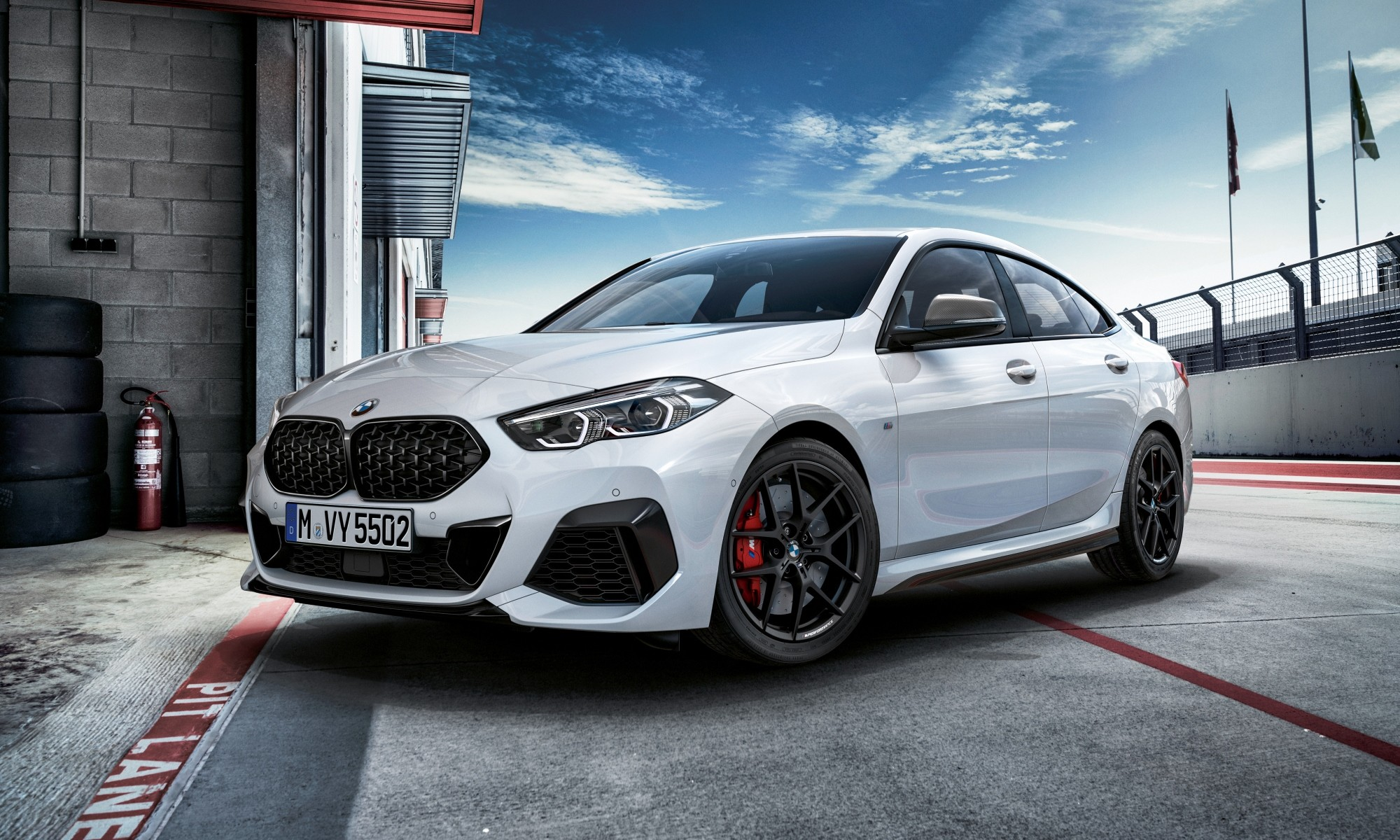 BMW 2 Series Gran Coupe M Performance Parts (5)