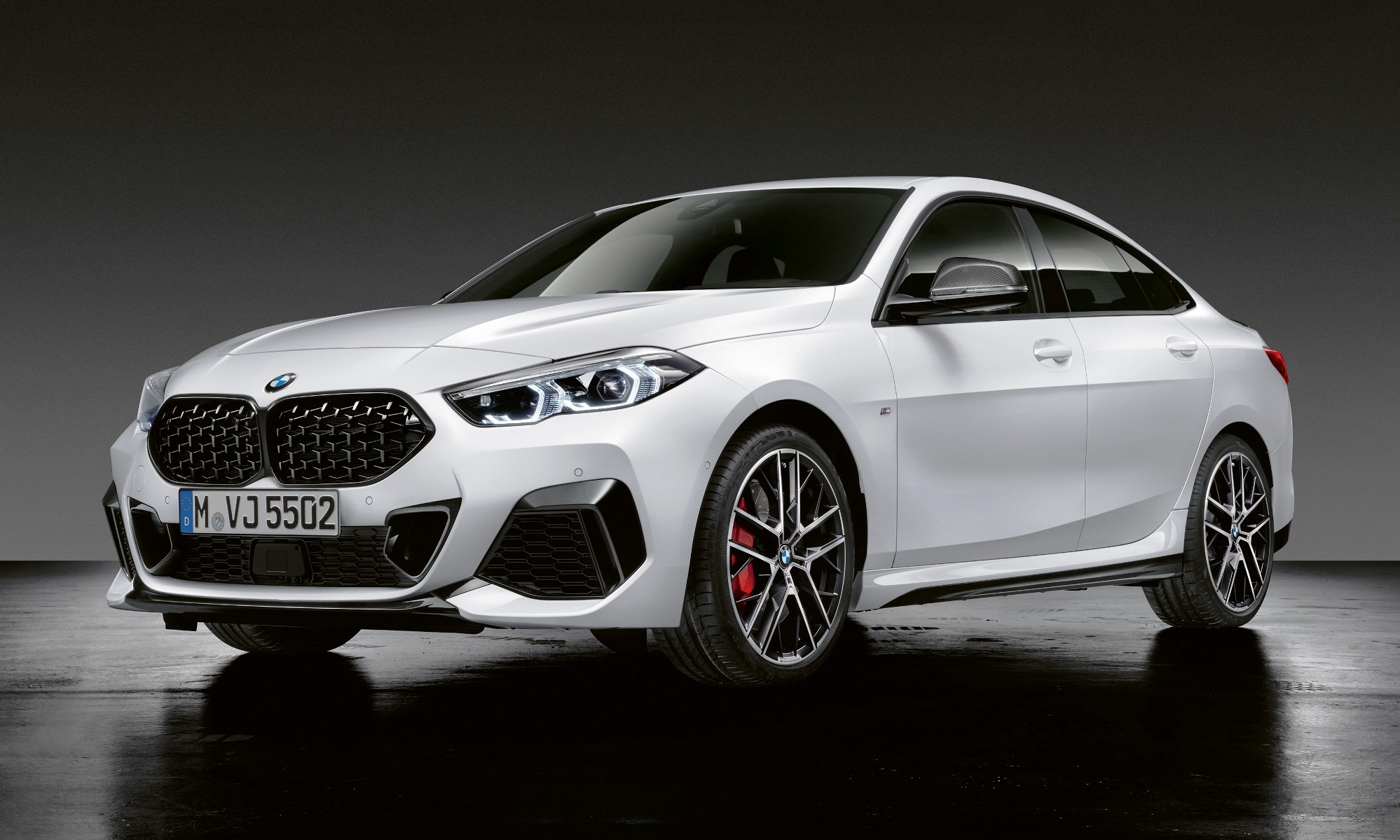 BMW 2 Series Gran Coupe M Performance Parts