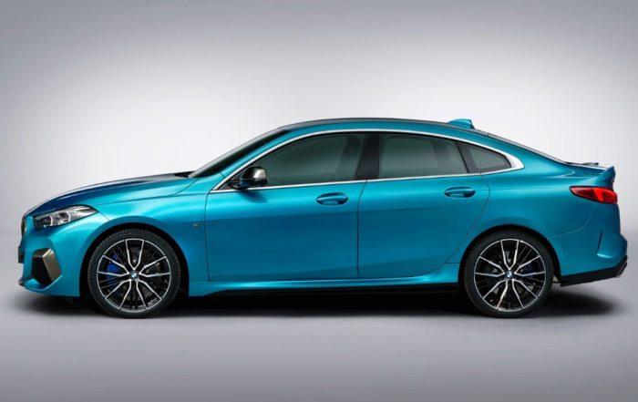 BMW 2 Series Gran Coupe profile