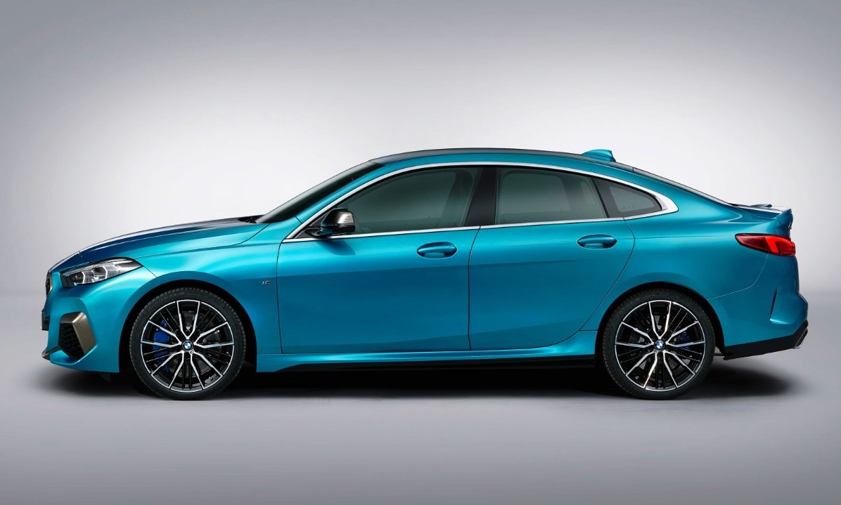 BMW 2 Series Gran Coupe profile