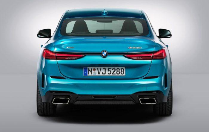 BMW 2 Series Gran Coupe rear