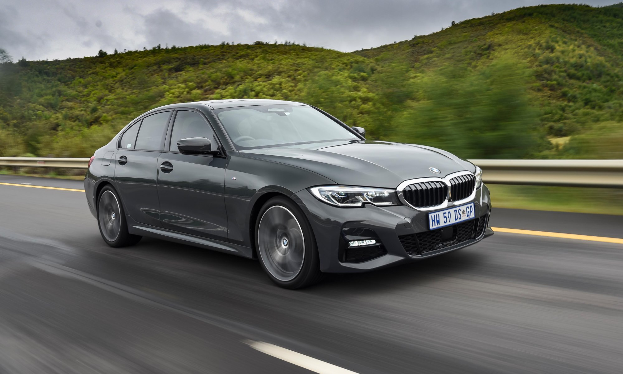 BMW 3 Series launched