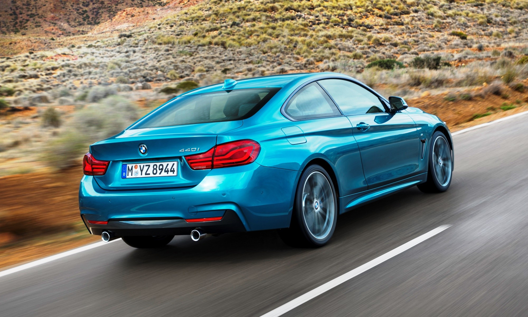 BMW 440i Coupe Sportline
