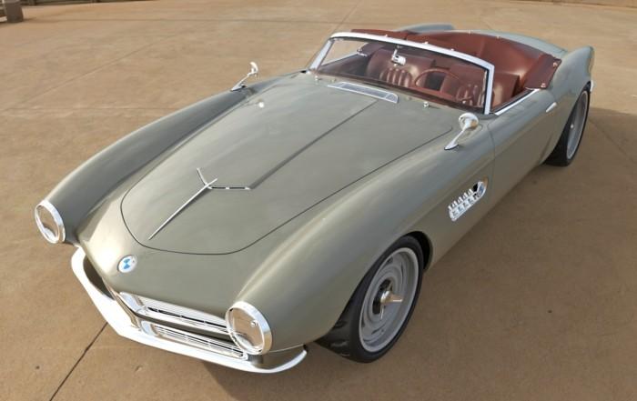 BMW 507 Restomod front
