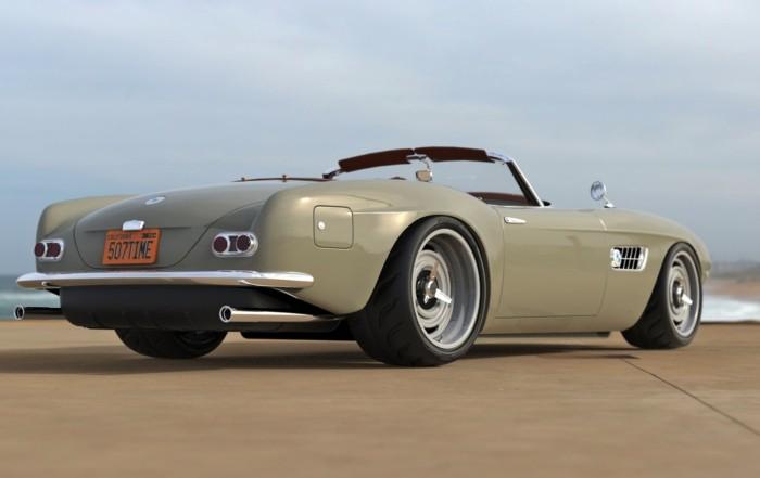 BMW 507 Restomod rear