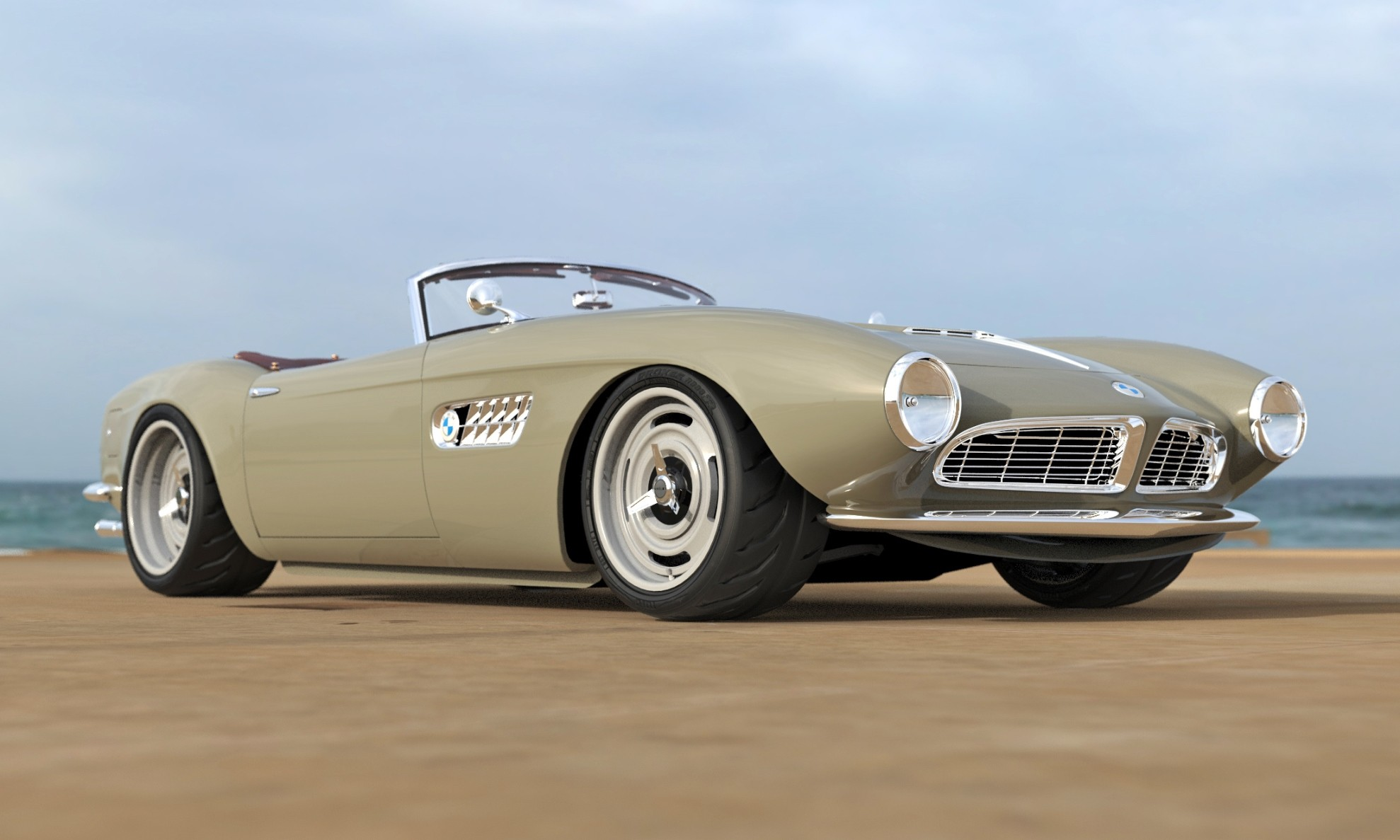 BMW 507 Restomod