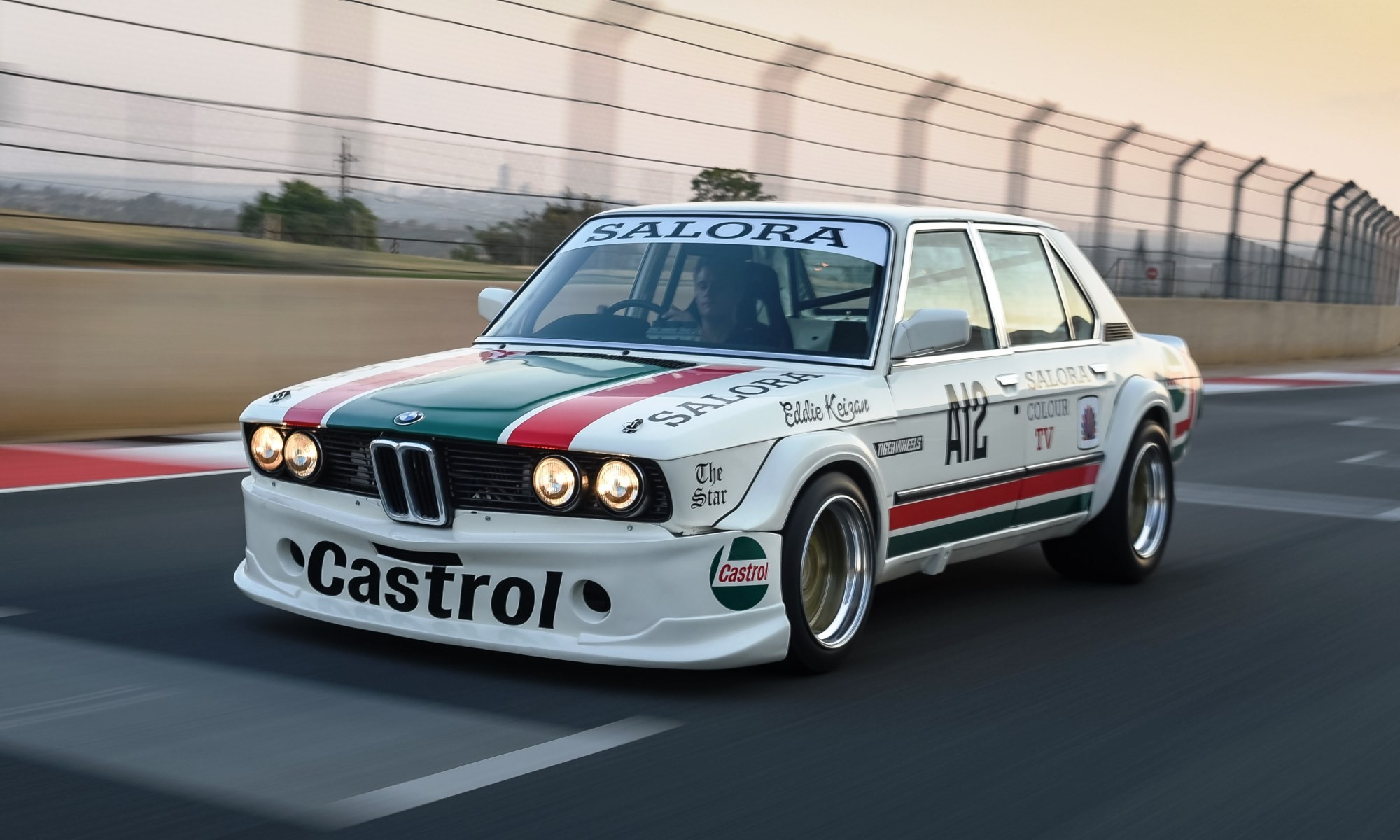 BMW 530 MLE Racecar
