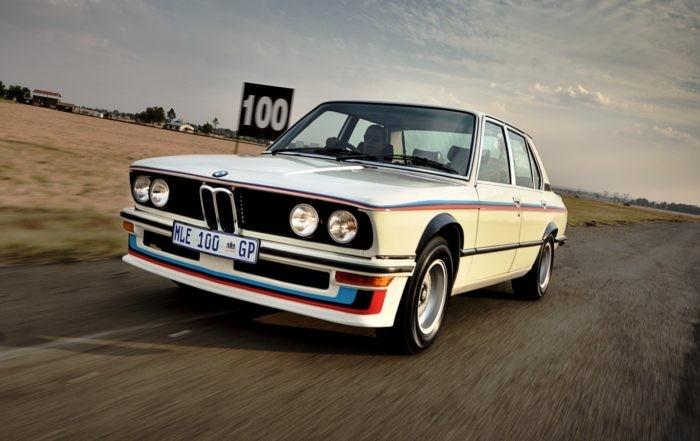 BMW 530 MLE Restored