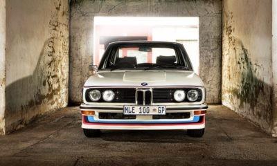 BMW 530 MLE Restored front