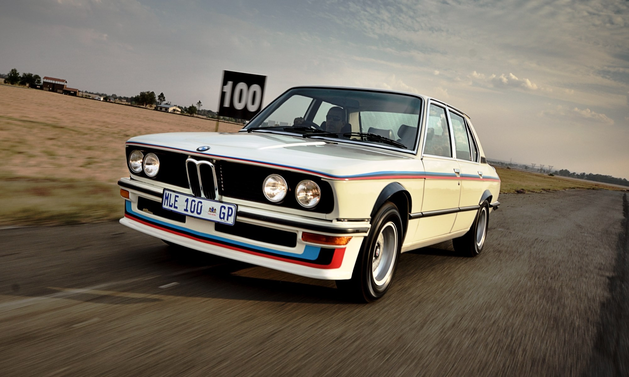 BMW 530 MLE Restored