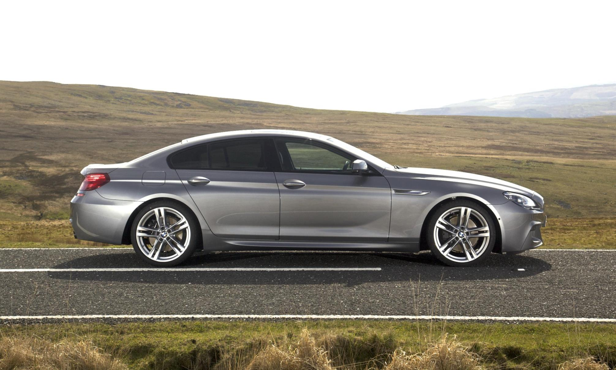 BMW 640d Gran Coupe Steptronic