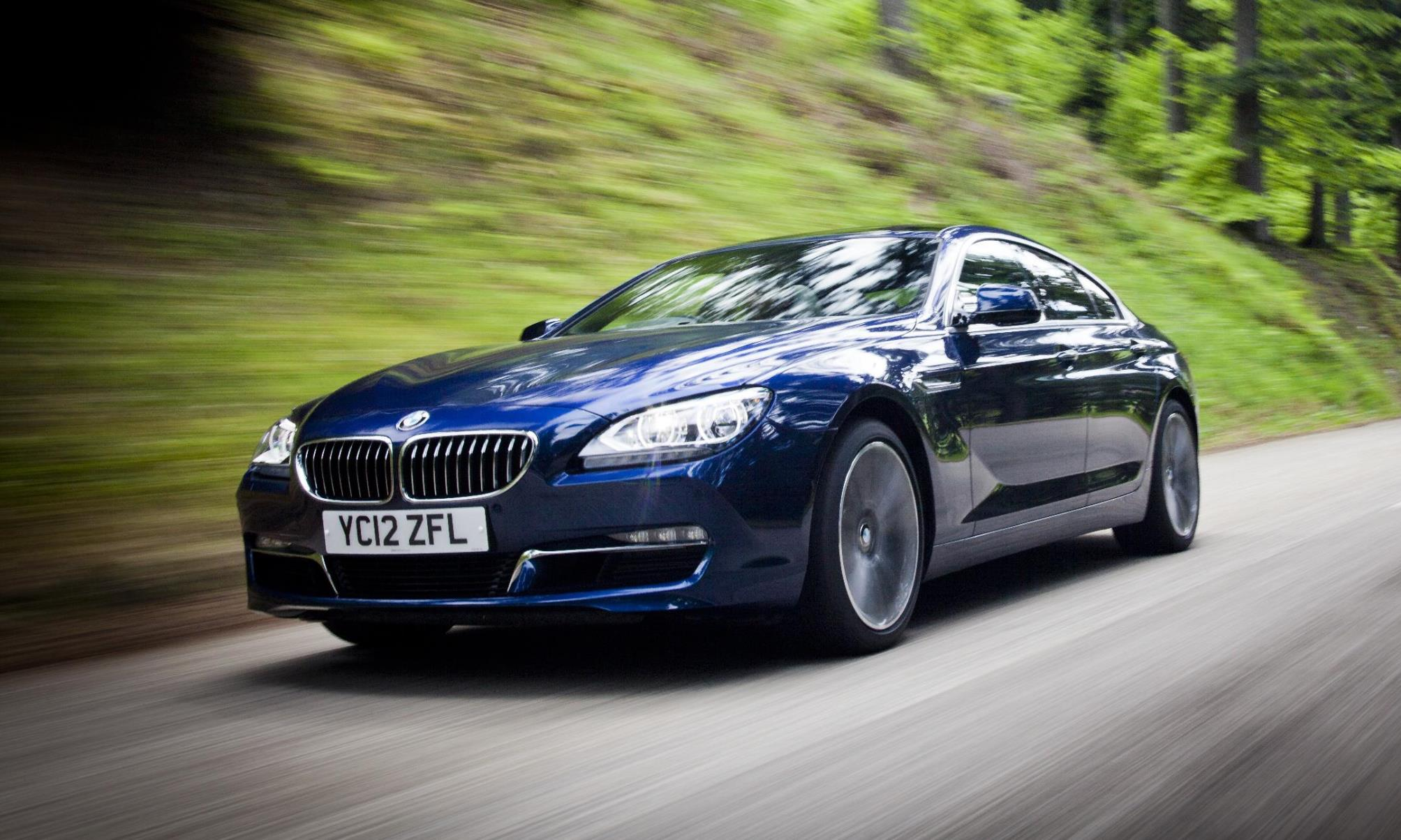 BMW 640i Gran Coupe Steptronic