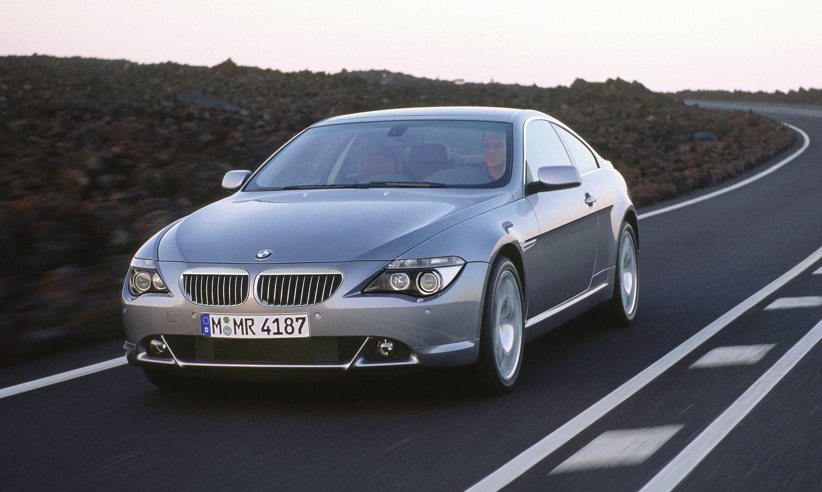 BMW 650i Coupe Steptronic