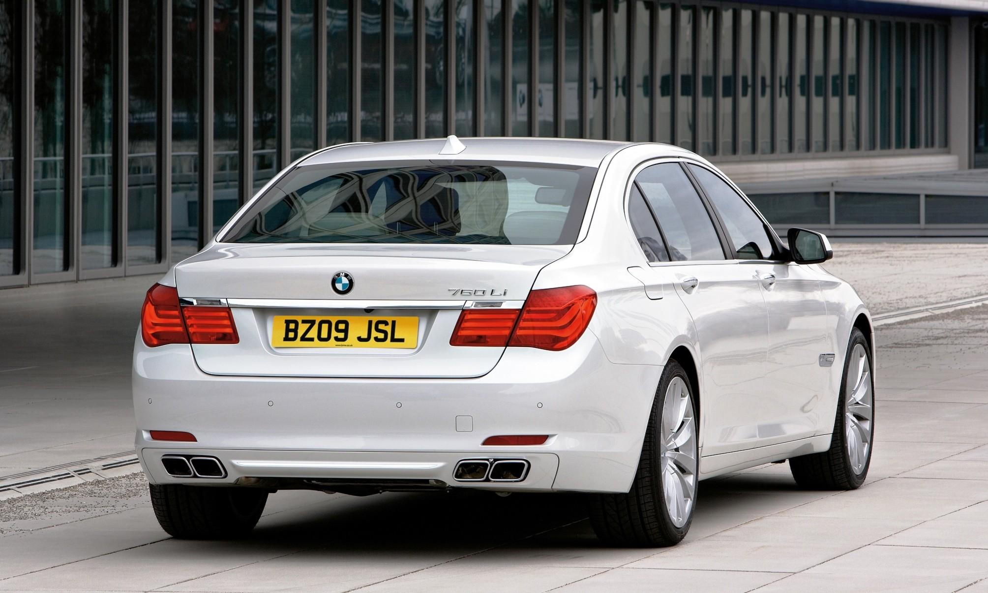 BMW 760 Li Sedan Steptronic