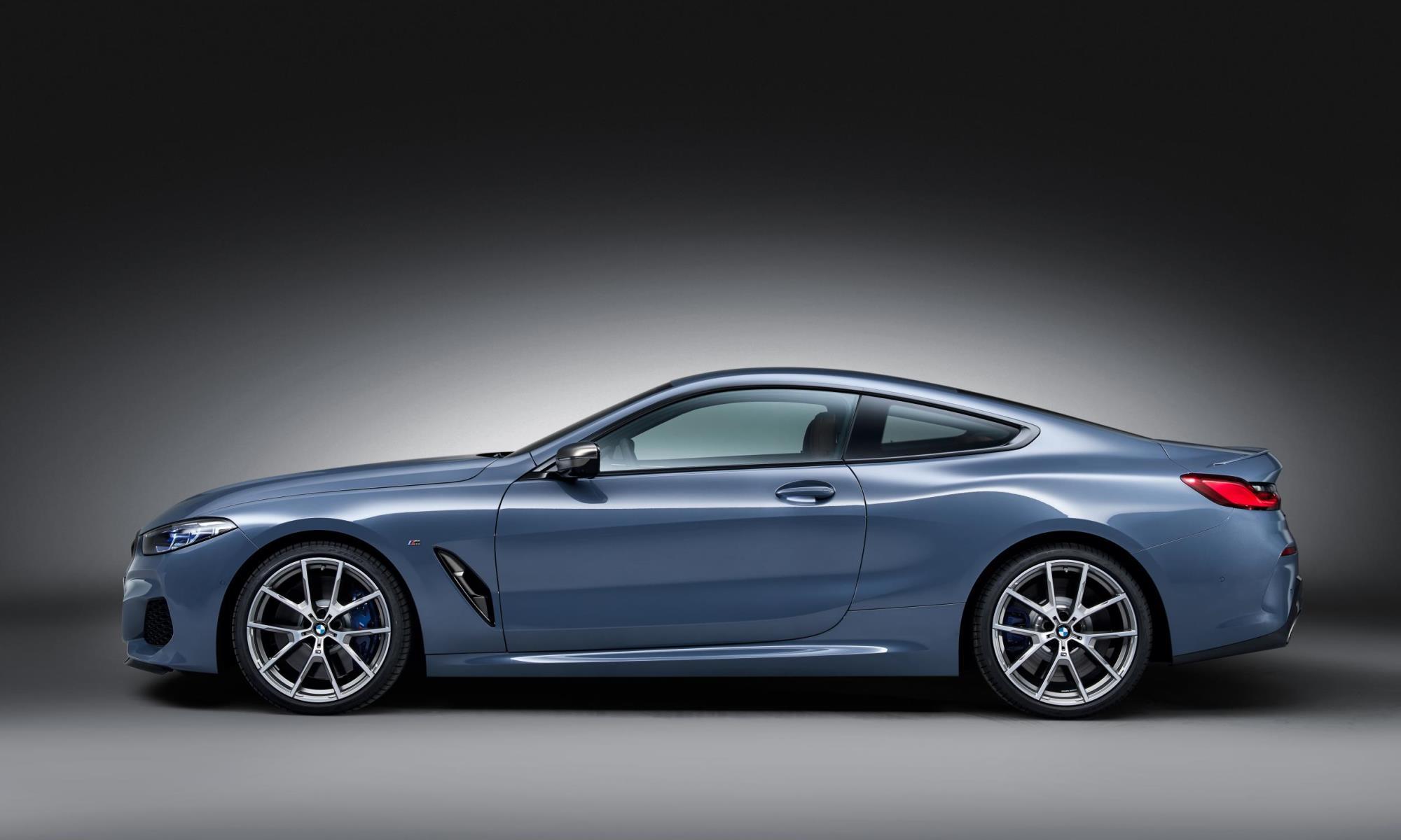 BMW 8 Series profile