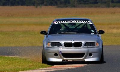 BMW E46 M3 racecar