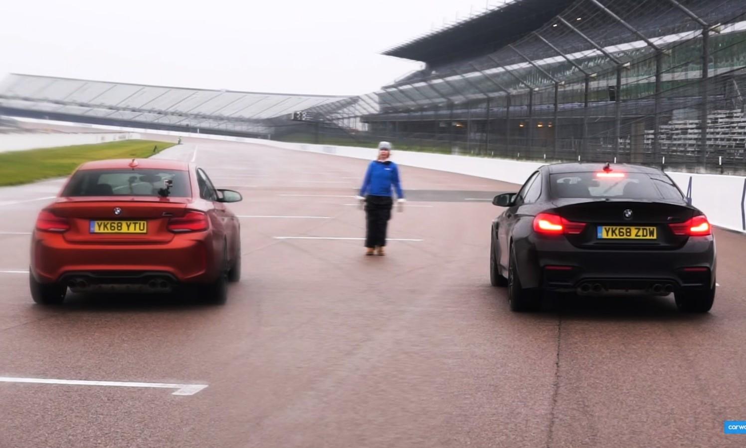 BMW M-Car battle