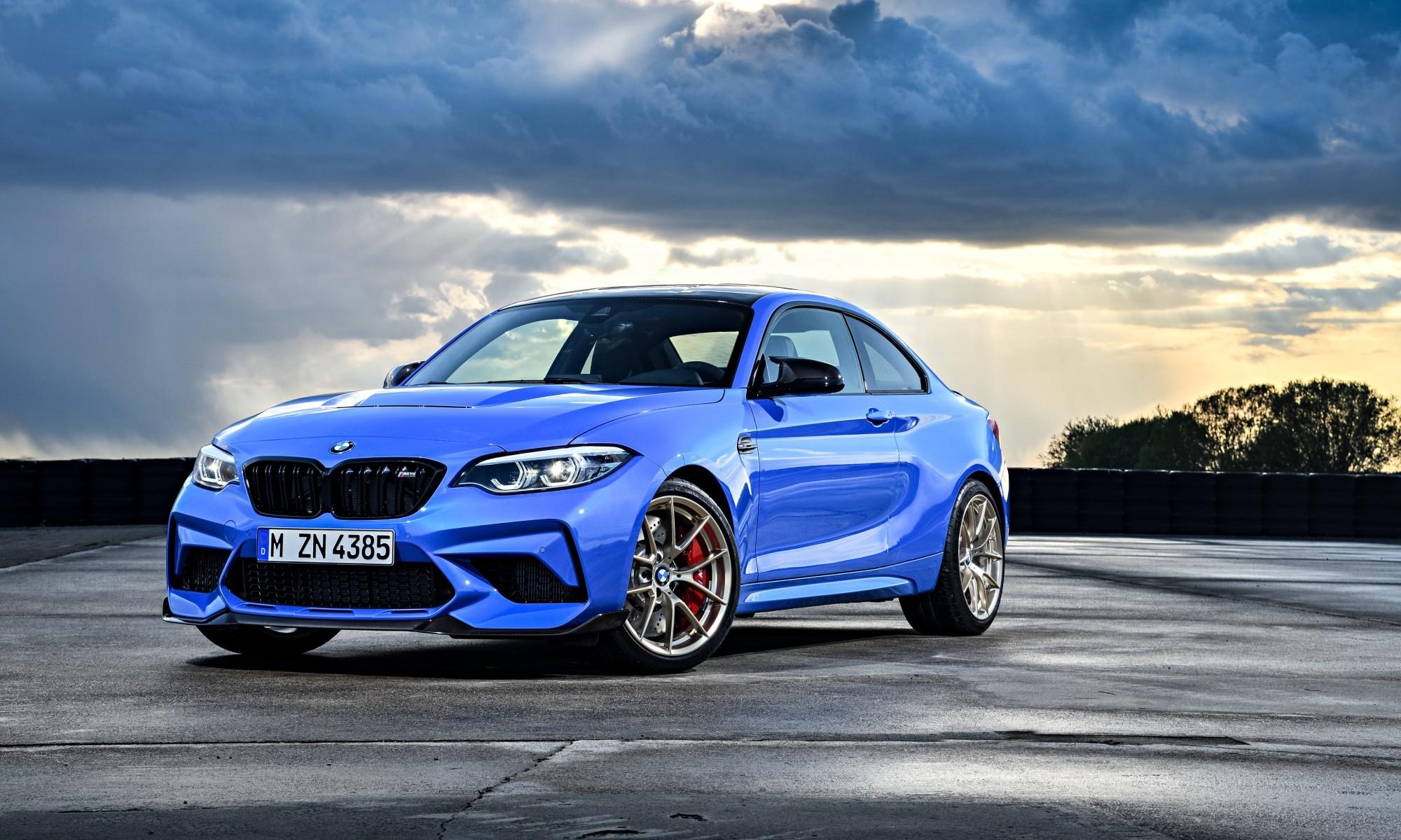 BMW M2 CS Auction