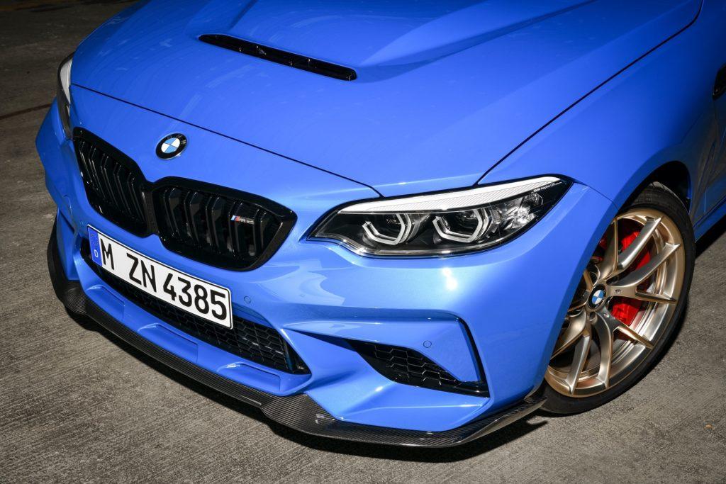 BMW M2 CS bonnet