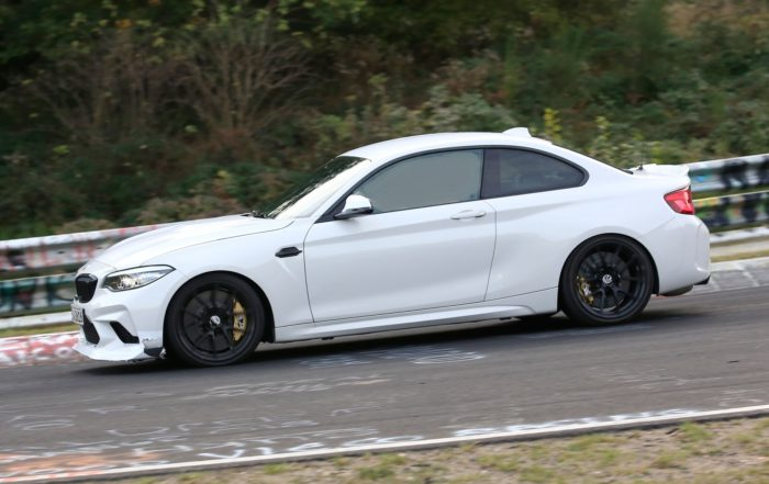 BMW M2 CSL profile