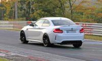 BMW M2 CSL rear