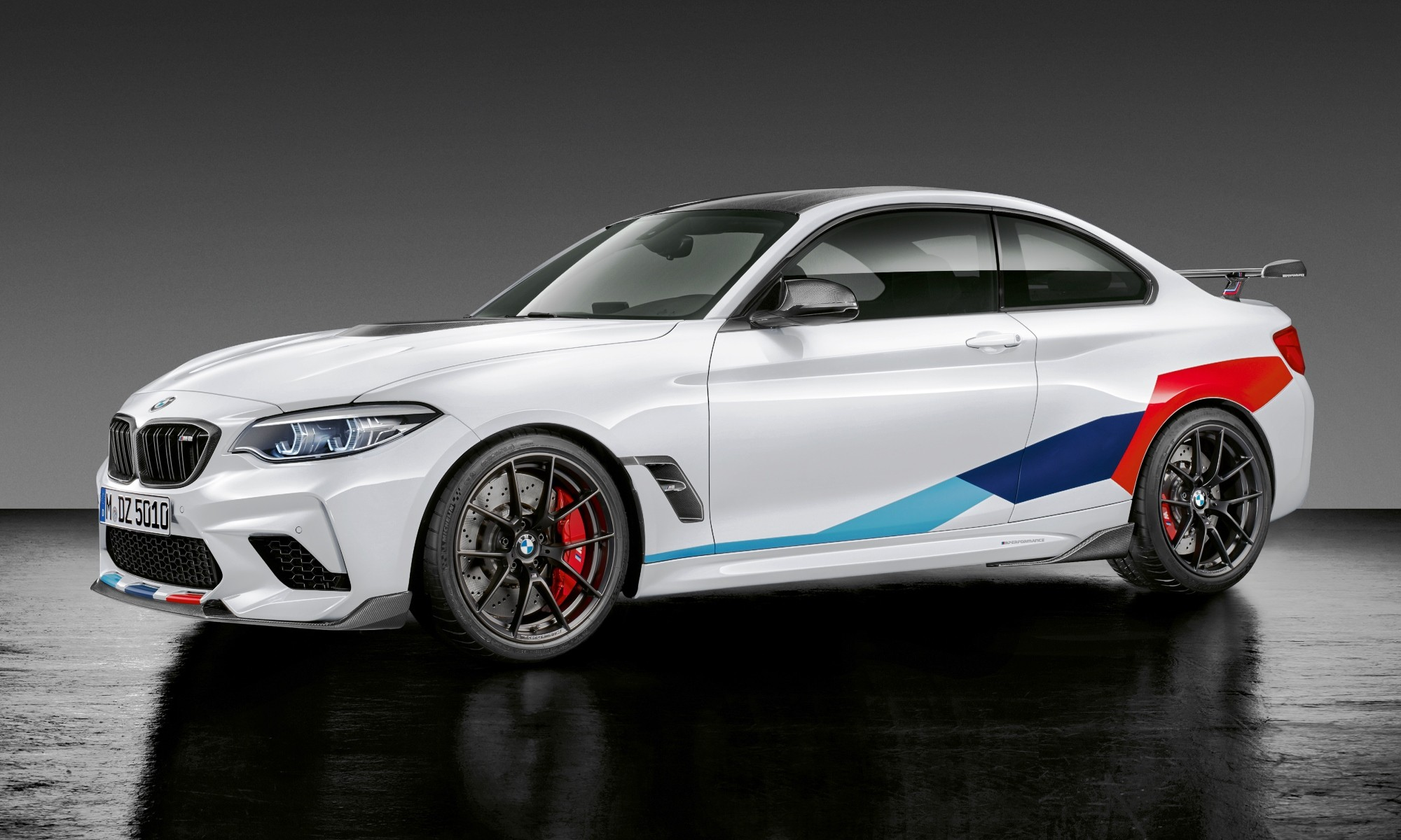 BMW M2 Competition with Performance Parts
