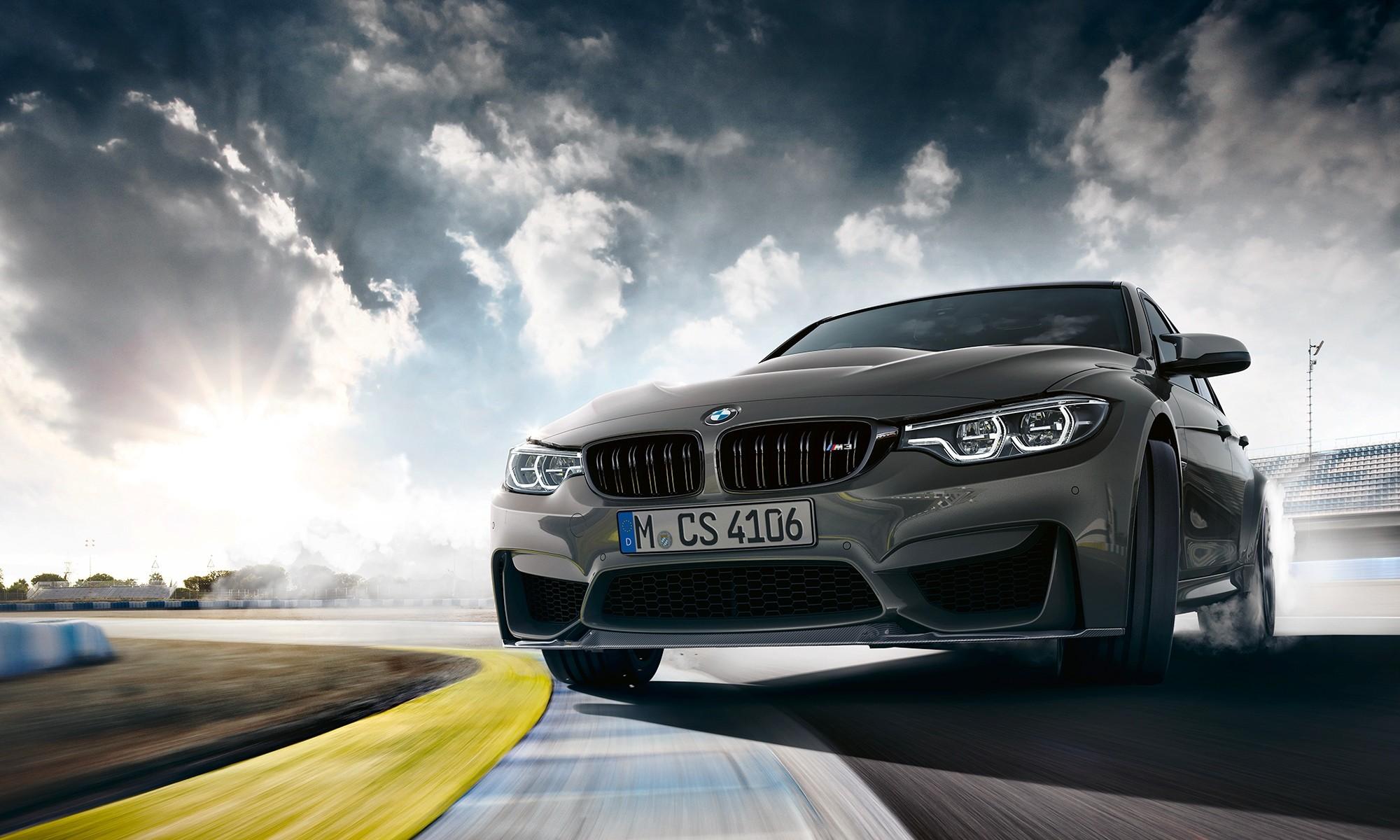 BMW M3 CS heads to SA