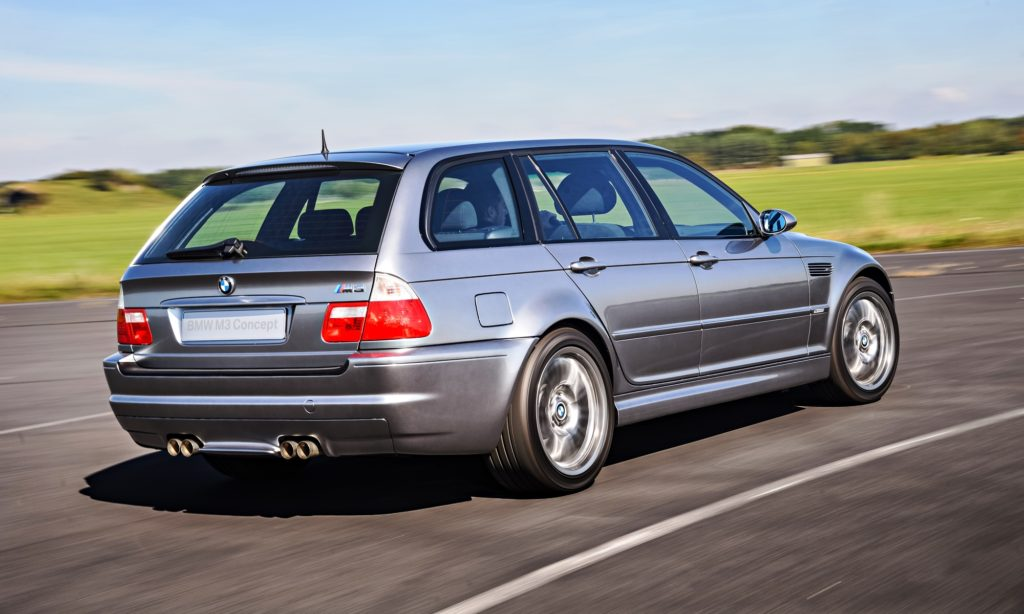 BMW M3 Estate E46