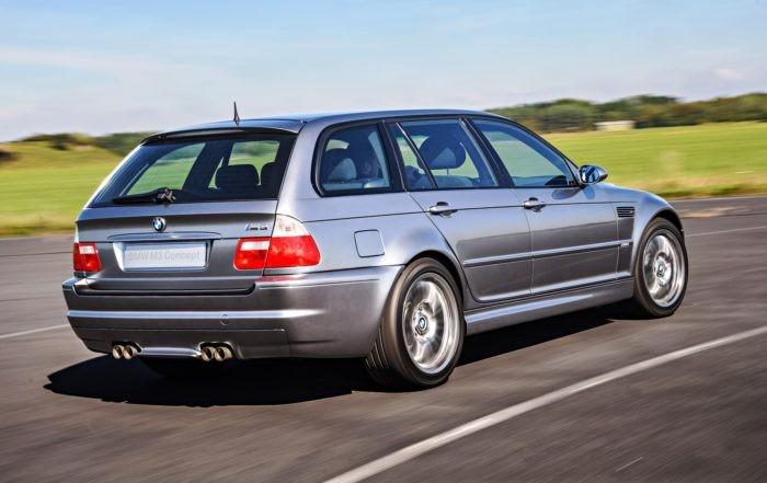 BMW M3 Estate E46