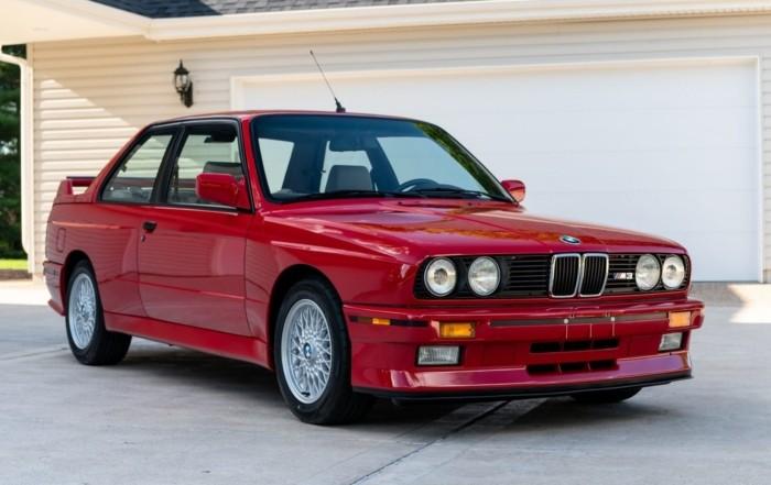 BMW M3 Fetches R4,1m