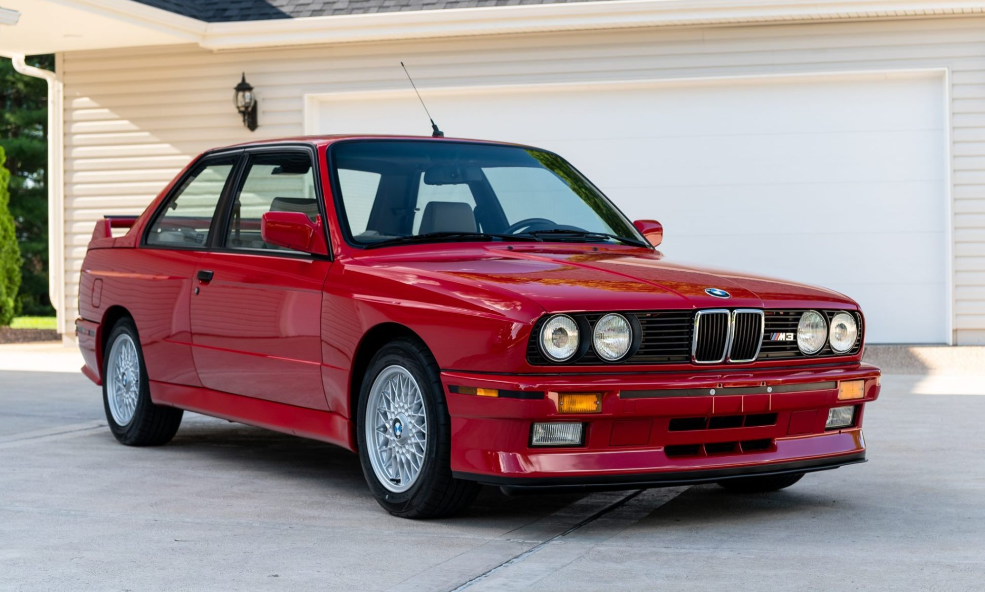 BMW M3 Fetches R4,1m