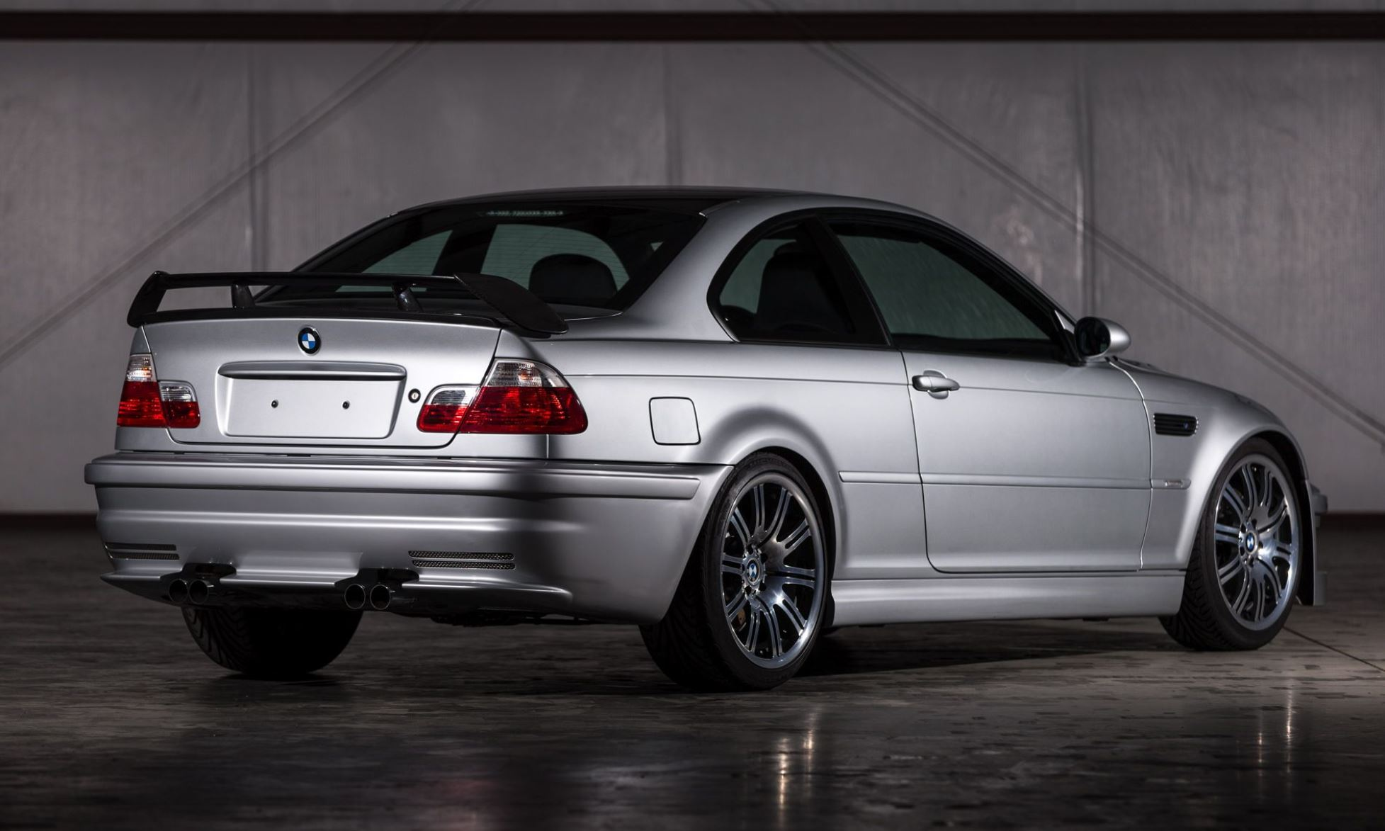 Bmw M3 Gtr Is One Of The Rarest Bmws Ever Produced
