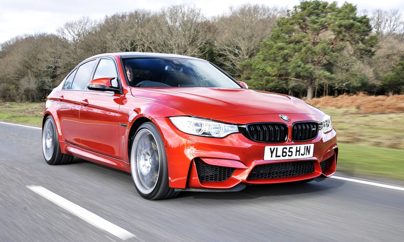 BMW M3 Sedan Competition Pack