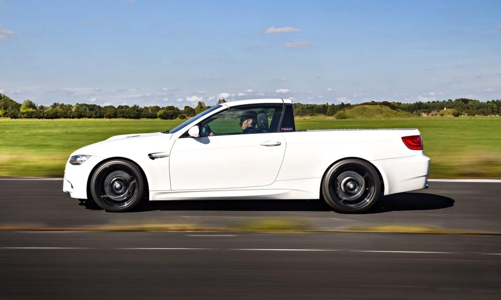 BMW M3 bakkie V8 E90