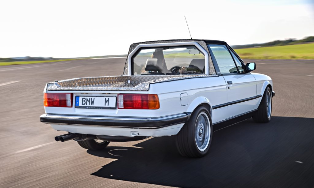 BMW M3 pick-up E30