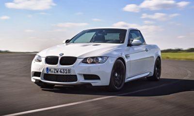BMW M3 pick-up V8 E90