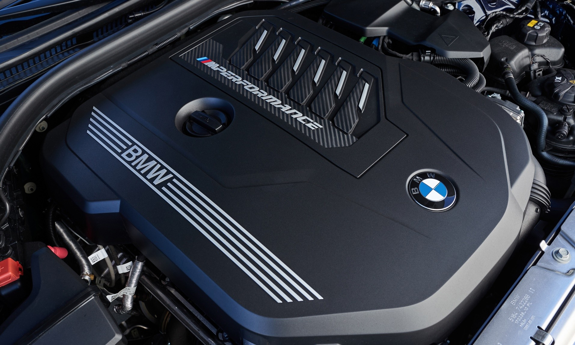 BMW M340i xDrive engine