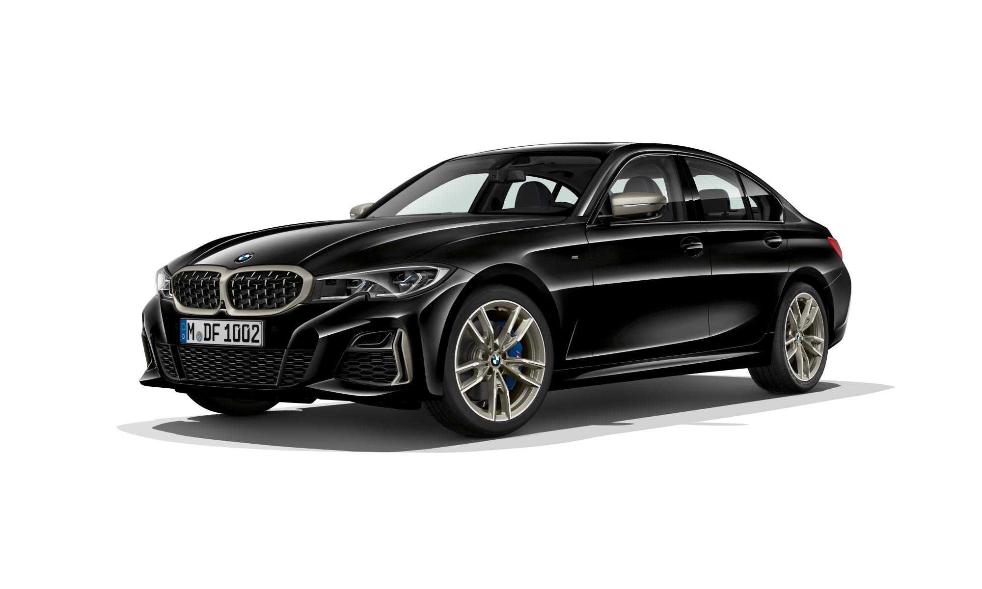 BMW M340i details