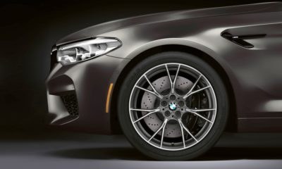BMW M5 Edition 35 Years alloy