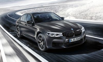 BMW M5 Edition 35 Years front