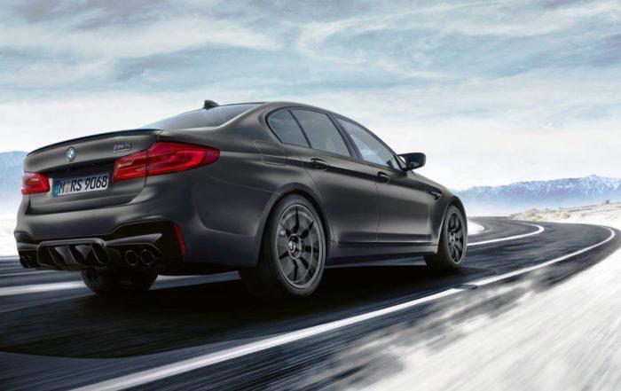 BMW M5 Edition 35 Years rear