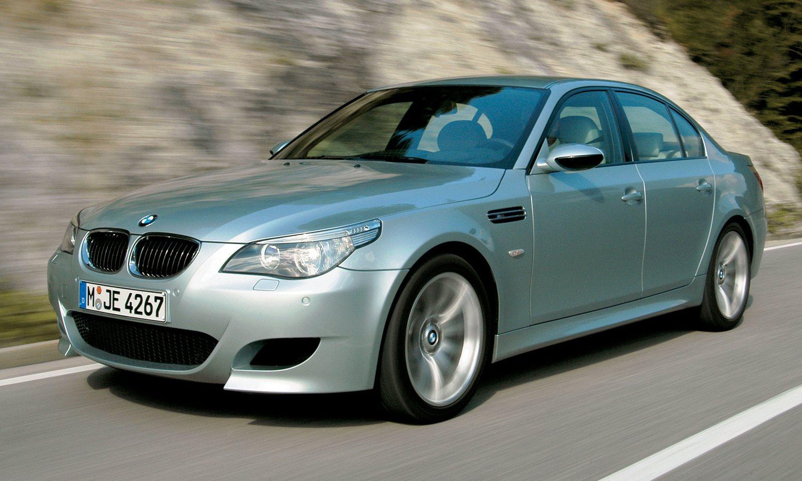 BMW M5 Sedan SMG