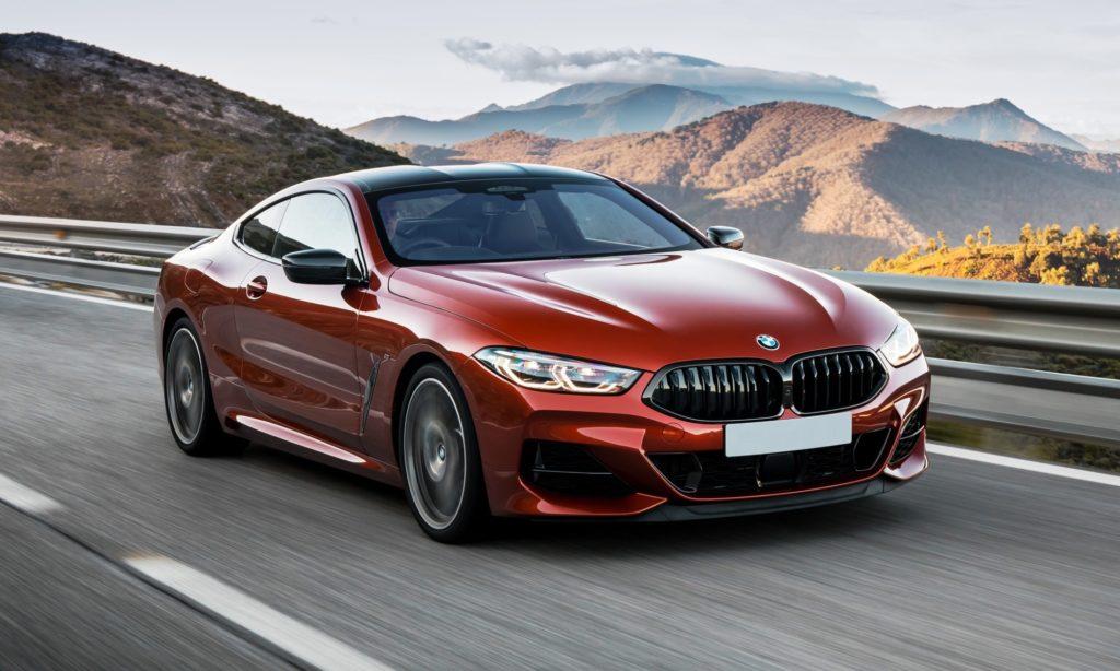 BMW M850i in SA