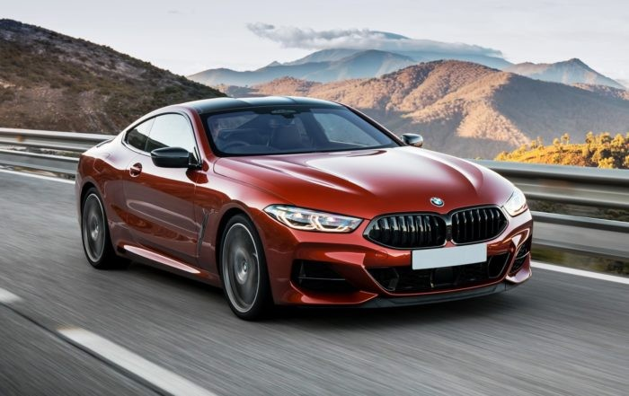 BMW M850i in SA
