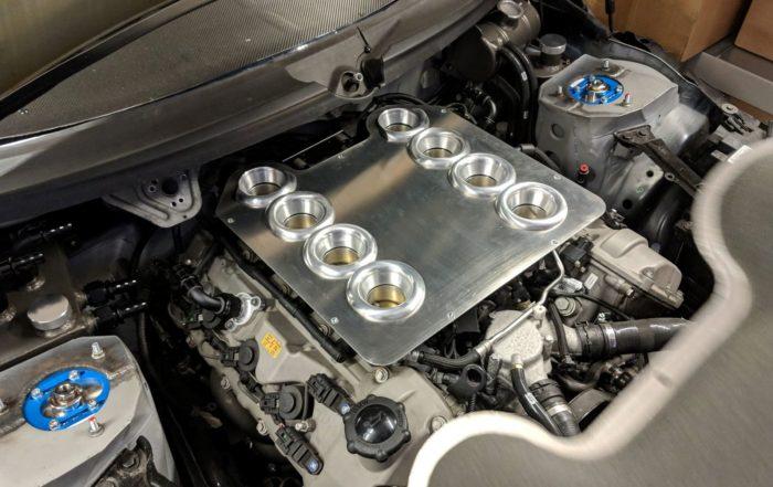 BMW V8-Engined Mini