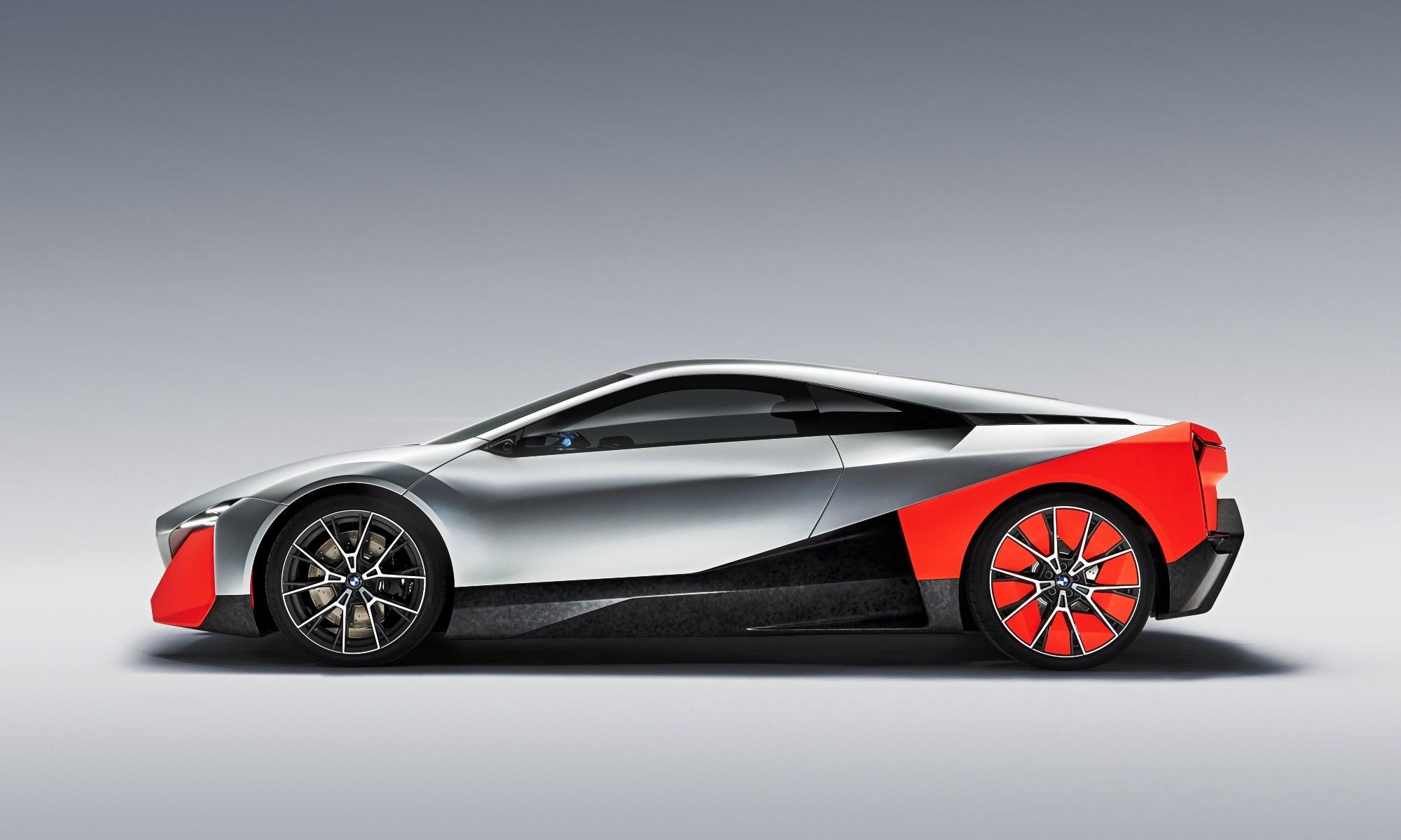 BMW Vision M Next profile