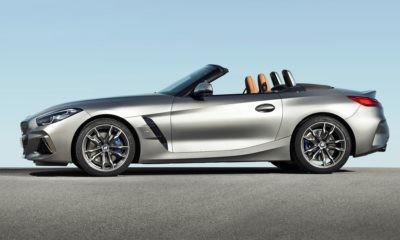 BMW Z4 profile